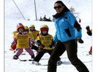 Ski enfant a val d Isere