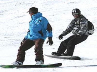 Oxygène Val d'Isère Snowboard