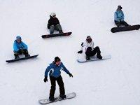 Cours de snowboard en groupe Val d Isere