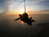 Sauter en parachute a Montelimar