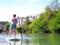 Paddle Surf au fil de l'eau