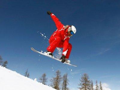 ESF Crévoux Snowboard