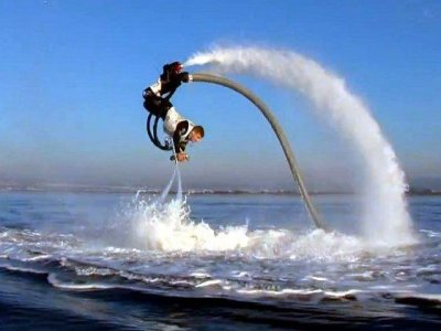 Quad Agency 66 Flyboard