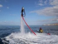 Flyboard a Canet en Roussillon