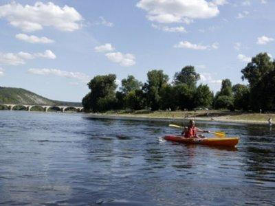 Copeyre Canoë Dordogne Kayak