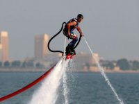 Flyboard avec l espace Quilly
