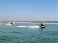Randonnee en jetski sur la Cote Basque