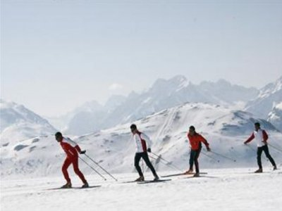 ESF Arêches Beaufort Ski de Fond
