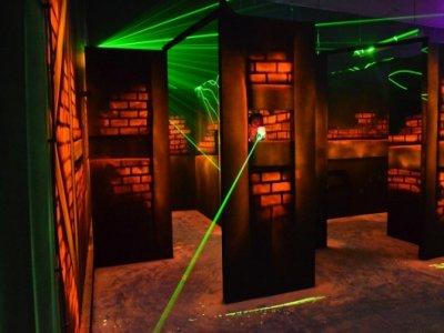 Laser Games Montauban - 1 Partie (20 min)