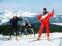 Faire du ski de fond en Savoie
