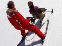 Handiski ski classique