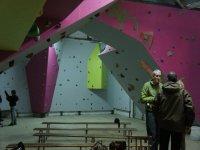 Une salle d escalade unique dans l Herault