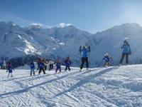 Sortie ski du club