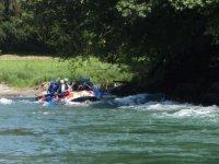 Moment épique Rafting