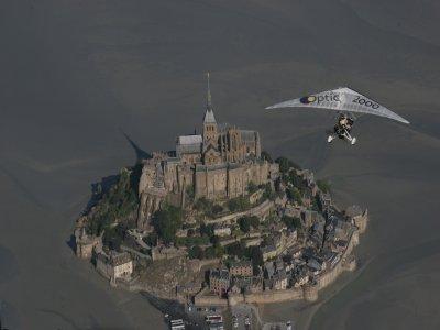 ULM Mont Saint Michel