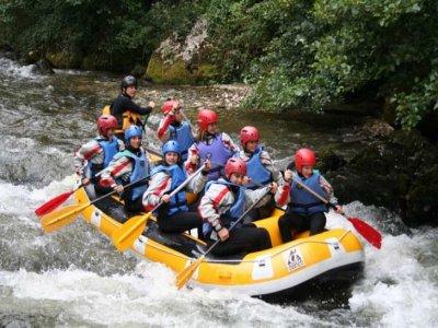 Sports d'O Vive Rafting