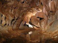 Faire de la speleologie dans le Tarn