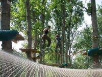 Parc Aventure dans les arbres 95