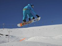 Snowboard Freestyle cours