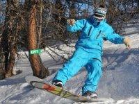 Snowboard Hautes Alpes