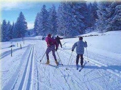 ESF Lac Blanc Ski de Fond