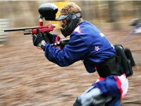 Paintball a Guidel Plage