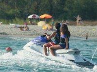 Randonnees en jetski sur la Corse
