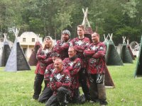 L equipe d Ardennes Paintball