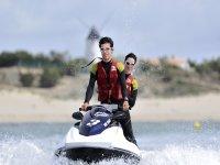 Randonnn�e en jet-ski sans permis encadr�e avec moniteur dipl�m�