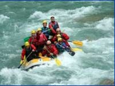Action Aventure Rafting
