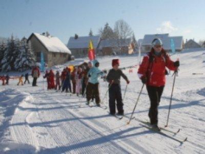 ESF Méaudre Ski de Fond