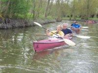 Kayac en famille