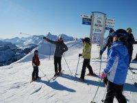 Lecon ski haute savoie