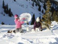 snowboard enfants haute savoie