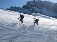 randonnee raquettes a neige Haute Savoie