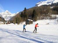 decouvrir le ski de fond