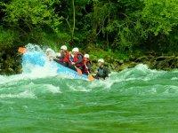 Rafting: aventure garantie