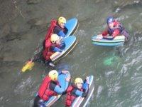 Faites de la nage en eaux vives dans les Pyrénées Atlantiques