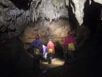 Partez a la découverte du monde souterrain des Pyrenees Atlantiques