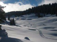 Apprendre le ski montagnes du Jura