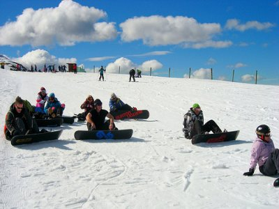 Ecole de Ski Métabief Snowboard
