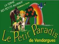 Le Petit Paradis de Vendargues Parcs pour Enfants