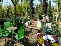 Potager poetique aux portes de Montpellier