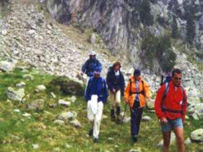 Aventure en Pyrénées
