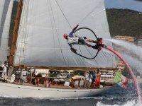 Saltos avec Corsica Flyboard