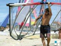 Windsurf avec le Centre Nautique Porticcio