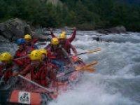 Profitez d une descente en rafting en famille ou entre amis