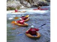 Kayak Raft en famille ou entre amis