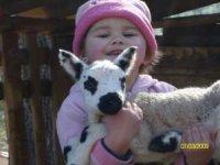 Moment de decouverte et de joie a la Mini Ferme Zoo de Cessenon sur Orb