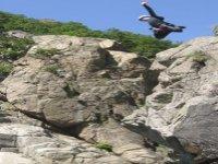 Canyoning saut extrême